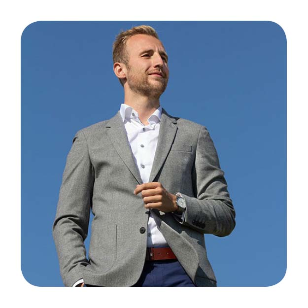 Andries Mellema, content marketeer